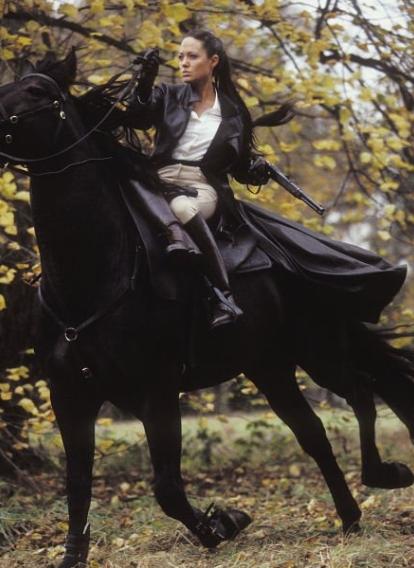 lara croft horse