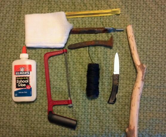 how to make a axe in real life