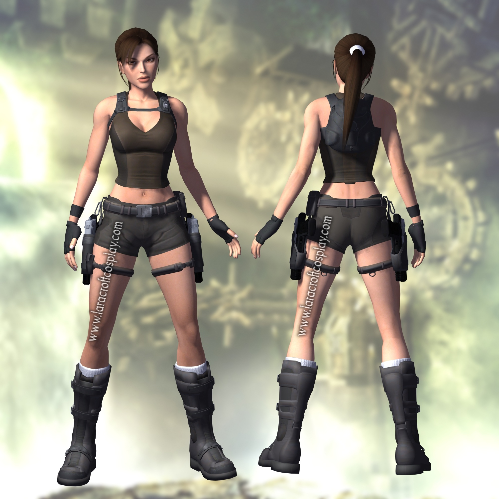 Tomb raider 2023 outfits hentai video
