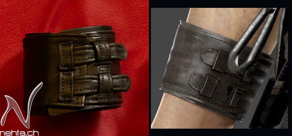 How to make the tomb raider underworld bracelet - Fabriquer porte bracelet ...