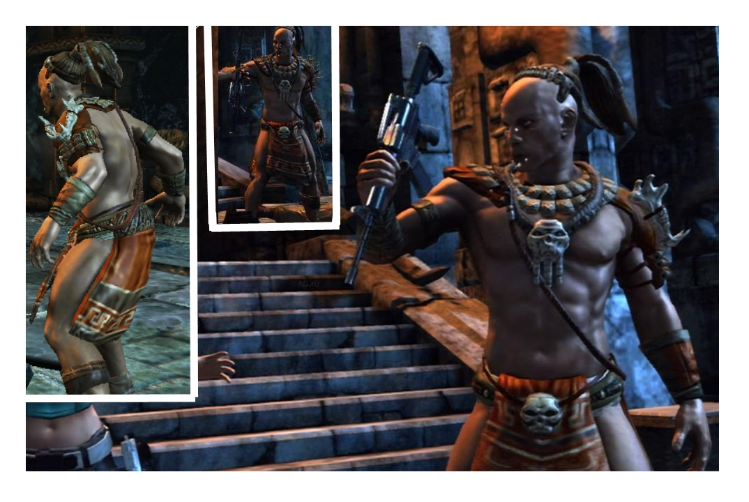 Lara Croft and the Temple of Osiris: Legend Pack 2015 pc game Img-2