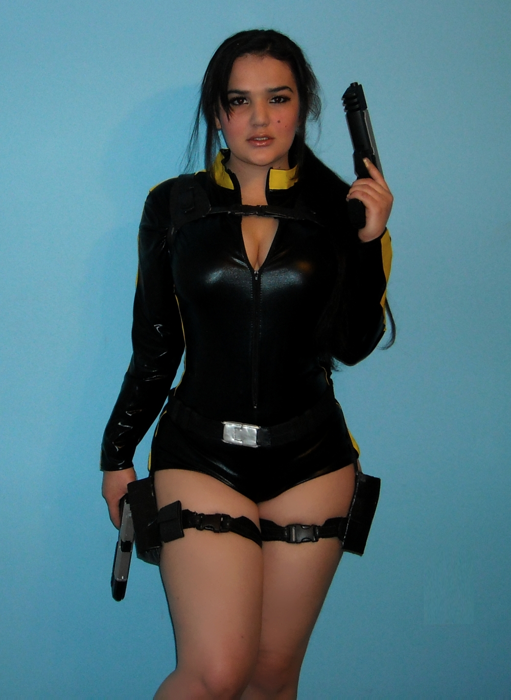 Lara croft underworld bikini breasts exploited pic