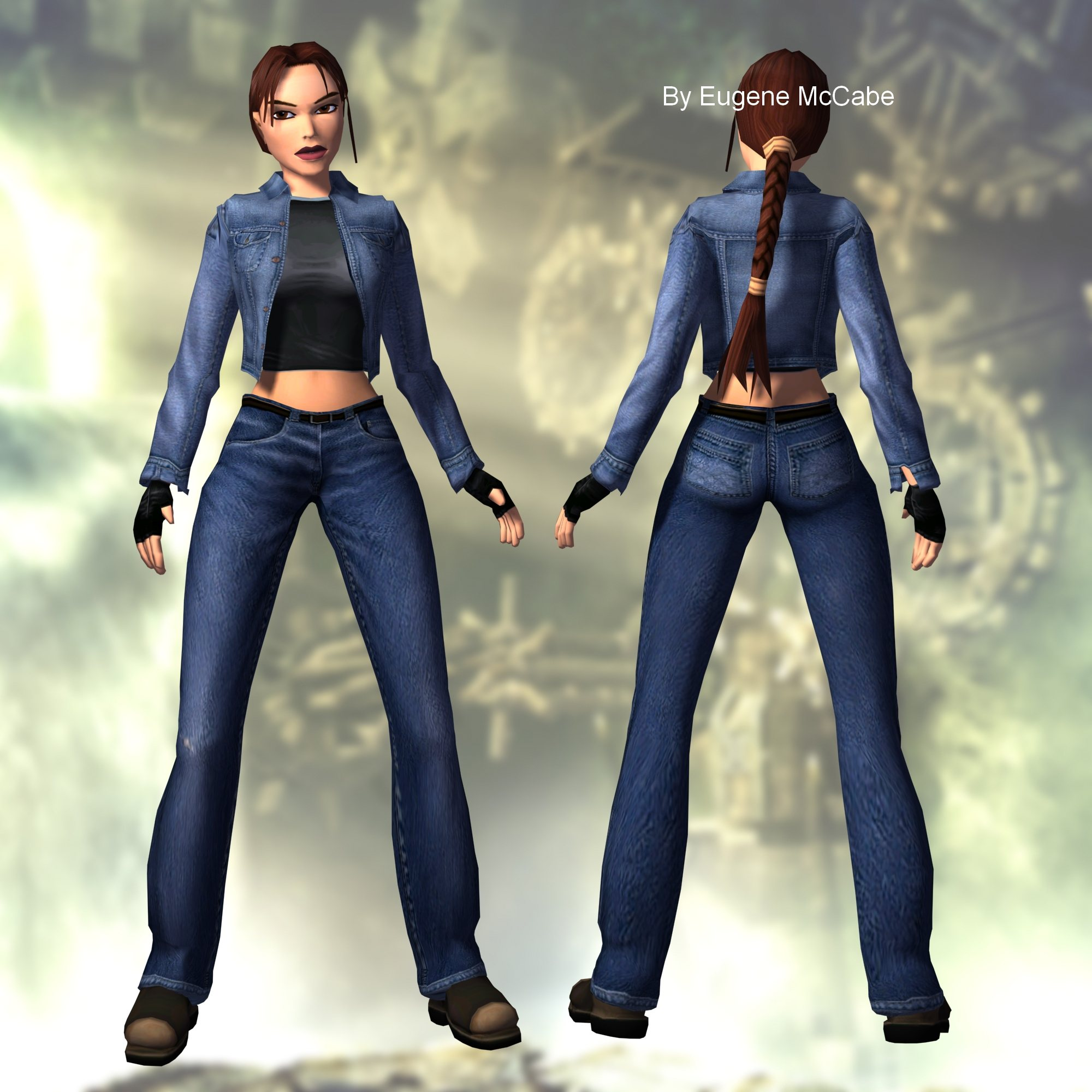 Tomb raider 2023 outfits adult image