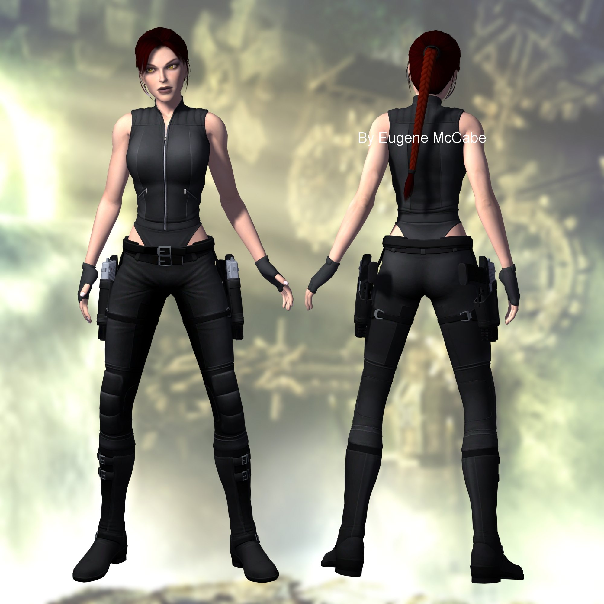 Tomb raider 2023 outfits pron image
