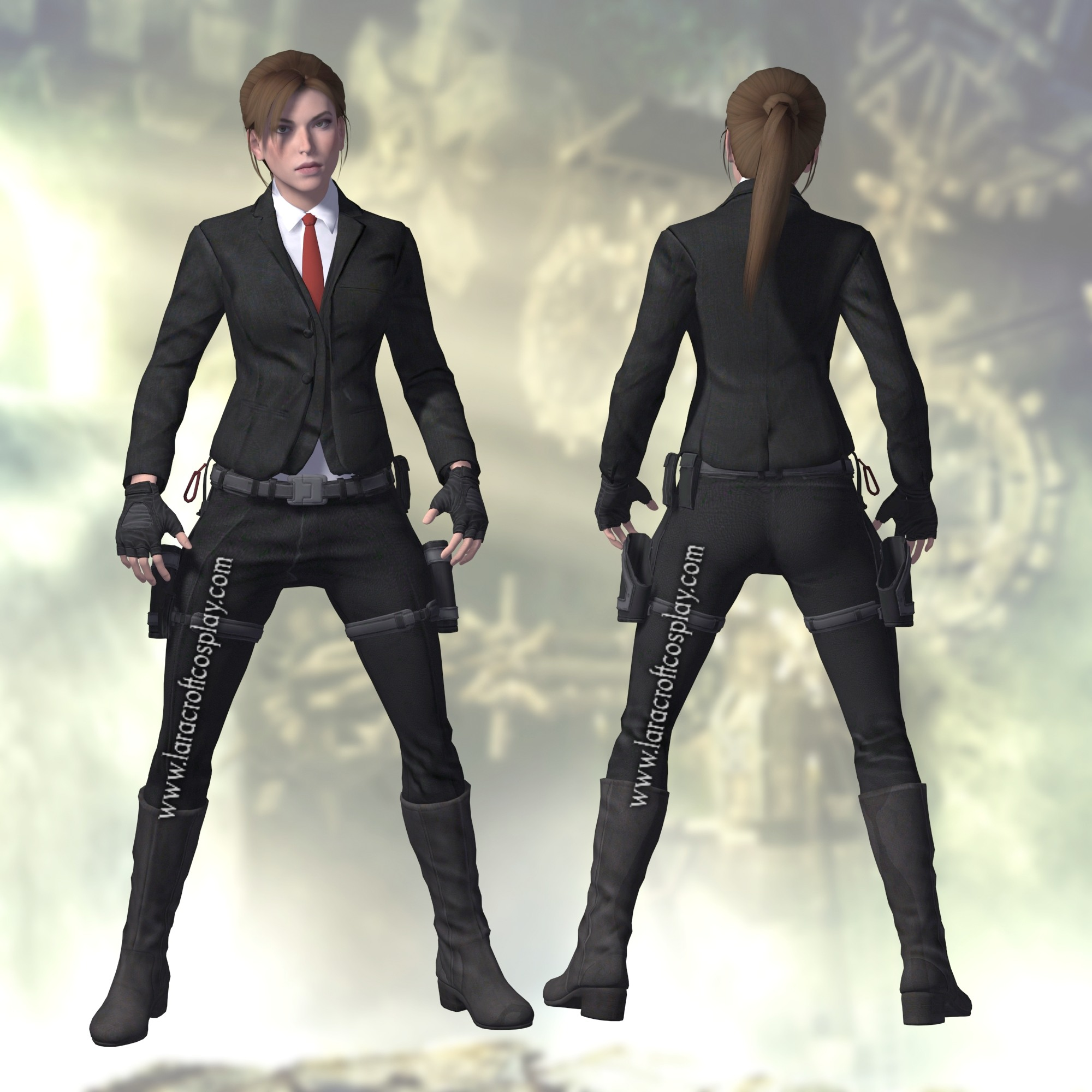 Tomb raider 2023 outfits adult videos