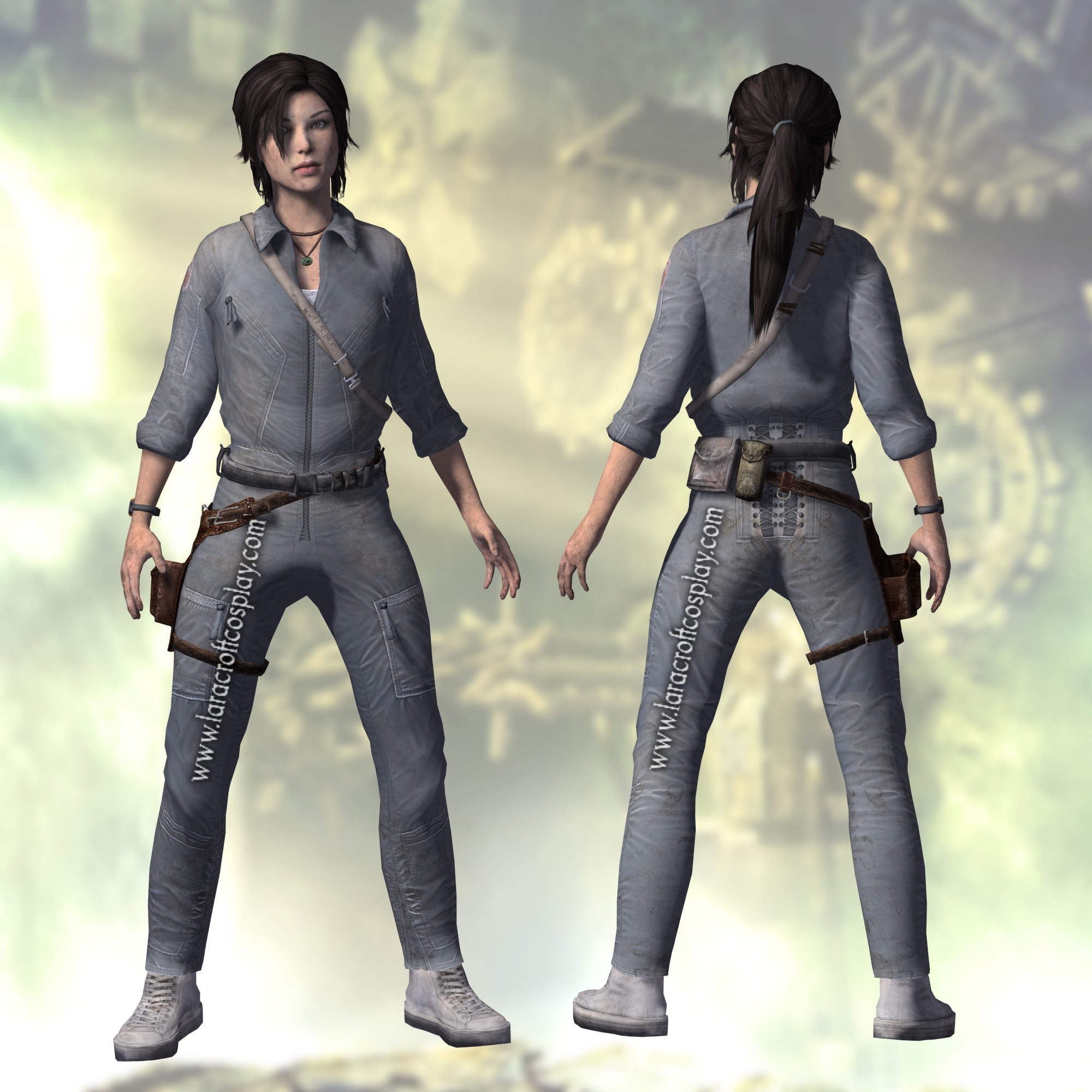 Tomb raider 2023 outfits sexy picture
