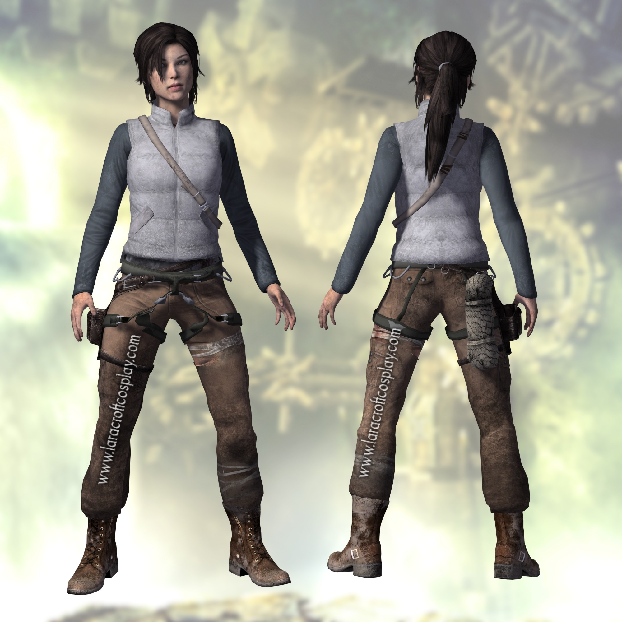 Shadow Of The Tomb Raider All Outfits Armor Costumes: TOMB RAIDER GAME COSTUMES Laracroftcosplay.com Lara Croft
