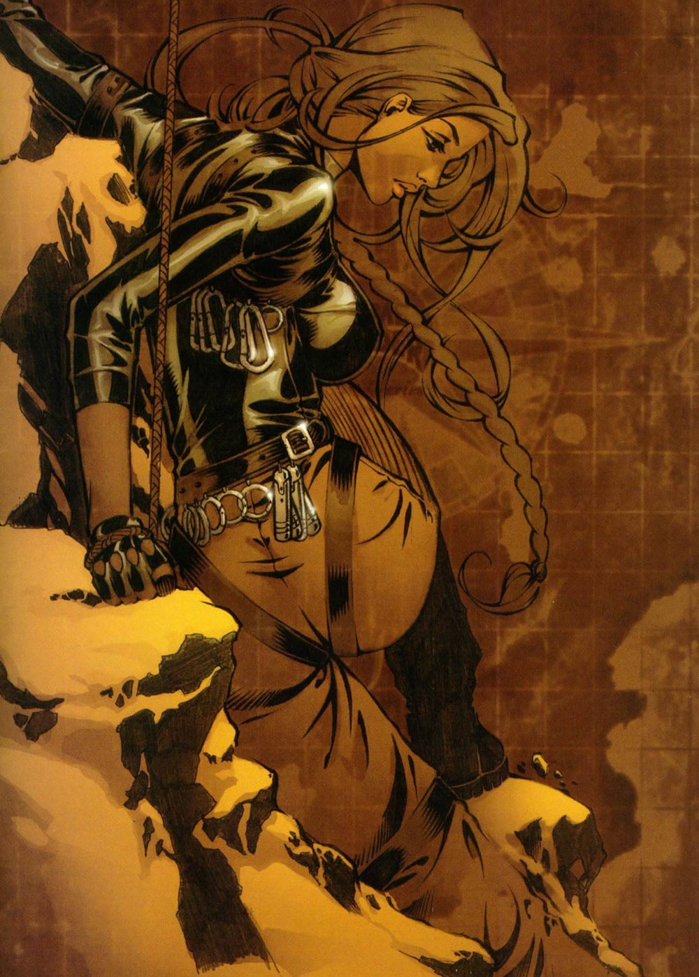 Orc fucks lara croft erotic image